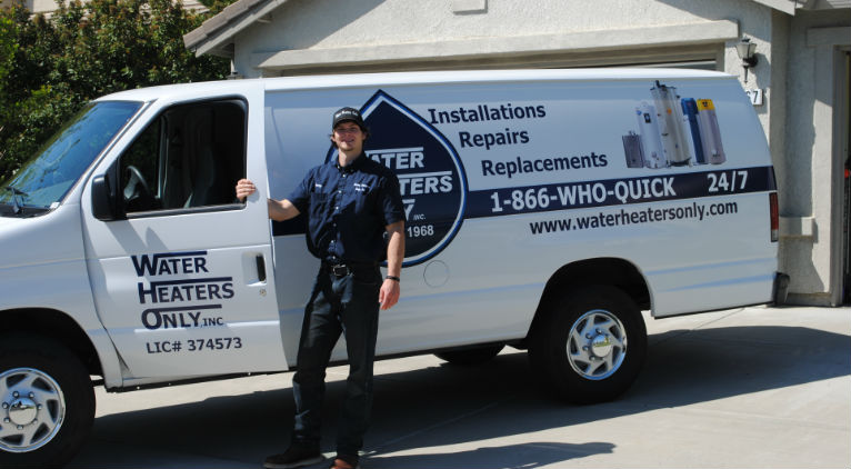 Los Angeles Water Heater Service 3