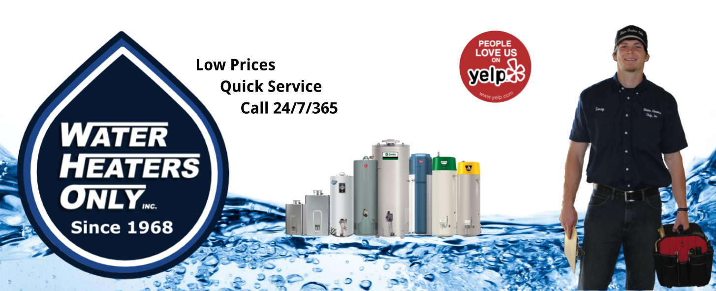 Water Heaters Only, Inc Agoura Hills Water Heater Service